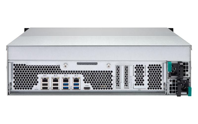TS-EC1680U-RP Storage NAS 16 baias 96TB