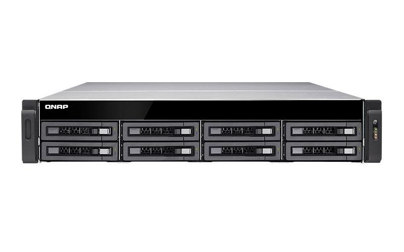TS-EC880U-RP 8 bay Storage NAS 40TB QNAP