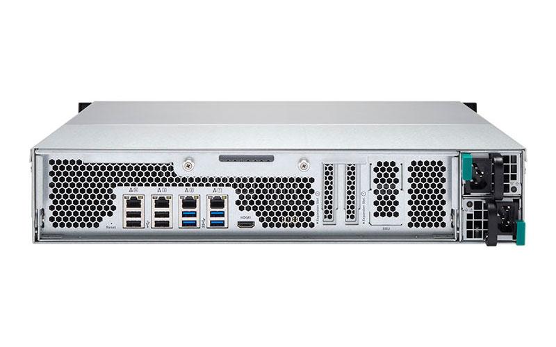 TS-EC880U-RP Qnap - 8 bay Storage NAS 48TB