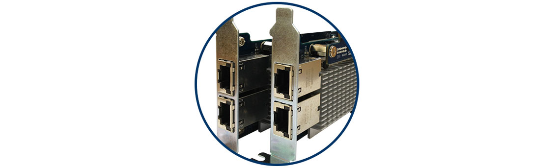 TS-EC880U-RP - Expansão de 10GbE