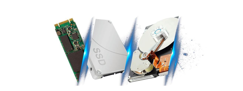 Qtier™ - otimização e aceleração via cache SSD e tiering