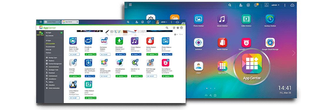 Aplicativos para storage NAS que aumentam a produtividade