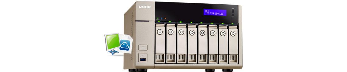 Recursos para servidores SMB