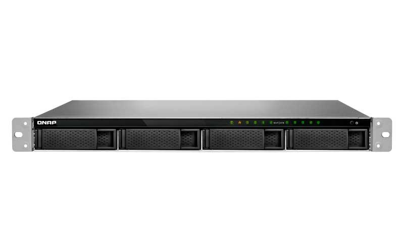 Qnap TVS-972XU - Rackmount server 4 baias até 54TB