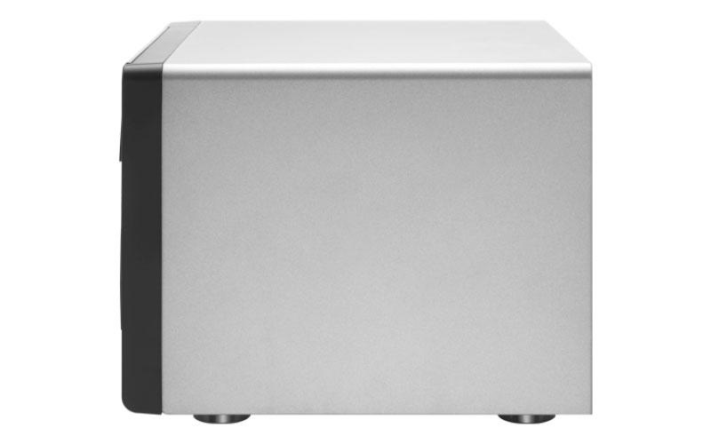 UX-500P Qnap - JBOD 5 baias para hard disks SATA